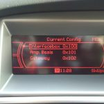 2013 Audi MMI Basic Plus Europe CD Navigation
