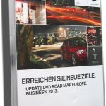 2013 BMW Navigation DVD Road Map Europe BUSINESS Western & Eastern Europe