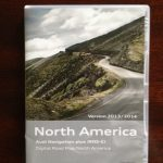 2014 Audi Navigation Plus RNS-E North America-Canada p/n 8P0060884BP