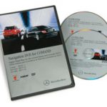 2014 Mercedes-Benz NTG4 DVD v13.0 North American Maps