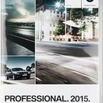 2015 BMW Navigation DVD Road Map Europe PROFESSIONAL