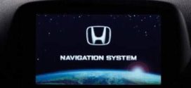 2016 Honda Navigation DVD Europe-East & West MY14