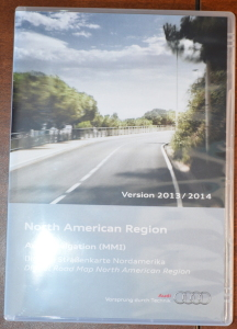 2014 Audi MMI 2G Navigation DVD North America LATEST